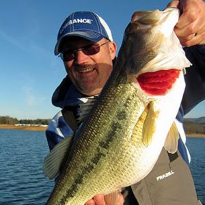 3B Outdoors - Barry Loupe - Largemouth Bass