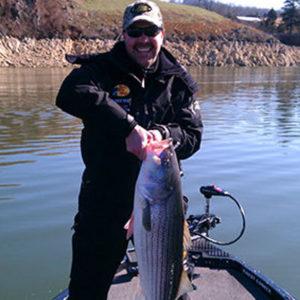 3B Outdoors - Randy Conner - Striper Bass