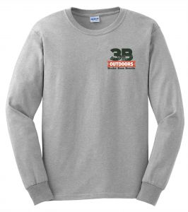 3B-Outdoors-TShirt-LS-Ash-Gray-Front